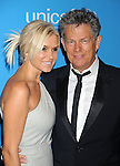 BEVERLY HILLS, CA. - December 10: David Foster and Yolanda Hadid  attend the UNICEF Ball honoring Jerry Weintraub at The Beverly Wilshire Hotel on December 10, 2009 in Beverly Hills, California.