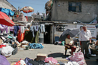 Città del Messico,mercatino dell'usato .