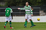 Picture by David Horn/EAP. 07545 970036.07/08/12.Waltham Abbey v FC Romania - friendly match at Capershotts stadium, Waltham Abbey.