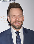 LOS ANGELES, CA - FEBRUARY 23: Actor Joel McHale attends Cadillac's 89th annual Academy Awards celebration at Chateau Marmont on February 23, 2017 in Los Angeles, California.