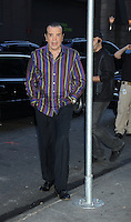 August 29, 2012 Chazz Palminteri at Good Morning America  to talk about his new movie Oogieloves  Big Balloon Adventure in New York City.Credit:© RW/MediaPunch Inc. NortePhoto.com<br /> <br /> **CREDITO*OBLIGATORIO** <br /> *No*Venta*A*Terceros*<br /> *No*Sale*So*third*<br /> *** No*Se*Permite*Hacer*Archivo**<br /> *No*Sale*So*third*