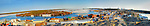 Panorama taken from Pilots' Monument in Yellowknife in May. Original file is 109 MB.