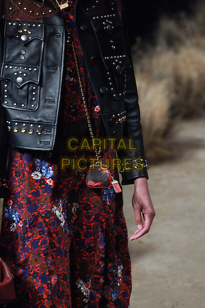 NEW YORK, NY - FEBRUARY 14: @Coach - Coach NYFW a/w 2017 Fashion Show at Pier 76 on February 14, 2017 in New York City. <br /> CAP/MPI/DIE<br /> &copy;DIE/MPI/Capital Pictures