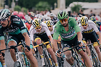 Green Jersey Peter Sagan (SVK/Bora-Hansgrohe)<br /> <br /> Stage 21: Houilles > Paris / Champs-Élysées (115km)<br /> <br /> 105th Tour de France 2018<br /> ©kramon