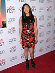 Hong Chau at The Gala screening of INHERENT VICE at AFI FEST 2014 presented by Audie held at at The Egyptian Theatrein Hollywood, California on November 08,2014                                                                               © 2014 Hollywood Press Agency