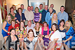 BIRTHDAY CELEBRATIONS: Linda McCarthy, Two Mile School, Killarney (seated centre) enjoying a great time celebrating her 30th birthday with family and friends at the Lord Kenmare's restaurant, Killarney on Saturday.