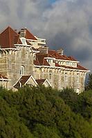 France, Aquitaine, Pyrénées-Atlantiques, Pays Basque, Biarritz: Villa : Le Cap devenue : Villa Martine , Avenue de l'Impératrice//  France, Pyrenees Atlantiques, Basque Country, Biarritz: Villa : Le Cap