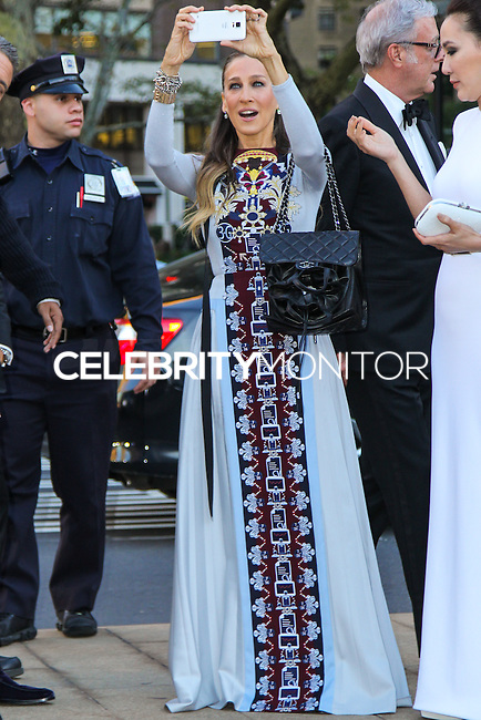 NEW YORK CITY, NY, USA - SEPTEMBER 23: Sarah Jessica Parker arrives at the New York City Ballet 2014 Fall Gala held at the David H. Koch Theatre at Lincoln Center on September 23, 2014 in New York City, New York, United States. (Photo by Jeffery Duran/Celebrity Monitor)