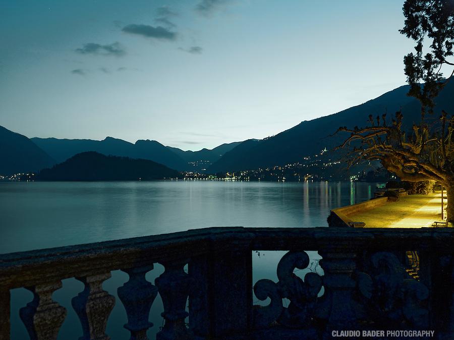 Parco Mayer, Tremezzo, Lago di Como, Lario