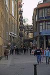 Butlers wharf street, Southwark, London, England