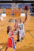 FIU Women's Basketball v. South Alabama (1/8/11)