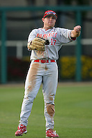 March 7 2010: Cameron Smith of University of New Mexico during game against USC at Dedeaux Field in Los Angeles,CA.  Photo by Larry Goren/Four Seam Images