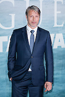 Mads Mikkelsen attends the launch event for Rogue One: A Star Wars Story - Launch Event at the Tate Modern