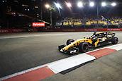 2017 Singapore F1 Grand Prix Free Practice Sep 15th