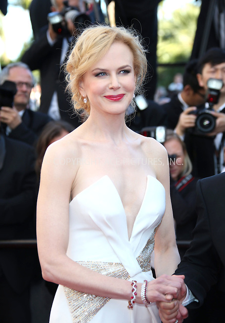 WWW.ACEPIXS.COM....US Sales Only....May 26 2013, Cannes....Nicole Kidman at the premiere of 'Zulu' during the Cannes Film Festival on May 262013 in France ....By Line: Famous/ACE Pictures......ACE Pictures, Inc...tel: 646 769 0430..Email: info@acepixs.com..www.acepixs.com