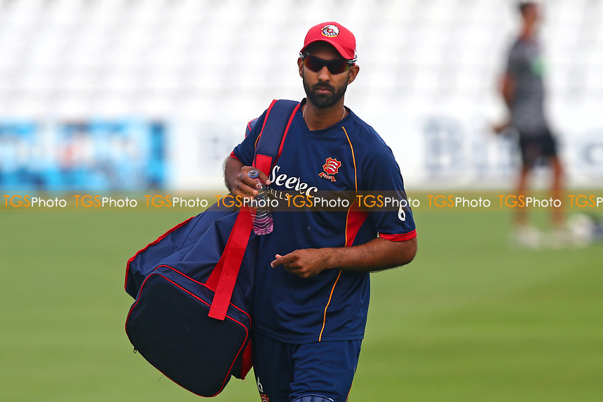 Varun Chopra of Essex during Essex Eagles vs Somerset, NatWest T20 Blast Cricket at The Cloudfm County Ground on 13th July 2017