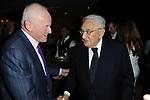Peter Munk Henry Kissinger