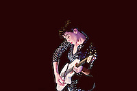 St Vincent (Annie Clark) performs during Roma Incontra Il Mondo festival at Villa Ada, Rome, Italy, on 8 July 2015.<br /> Photo by Valeria Magri