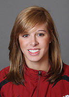 STANFORD, CA - SEPTEMBER 29:  Joy O'Hare of the Stanford Cardinal during track and field picture day on September 29, 2009 in Stanford, California.