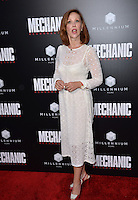 LOS ANGELES, CA. August 22, 2016: Actress Rachel O'Meara at the Los Angeles premiere of &quot;Mechanic: Resurrection&quot; at the Arclight Theatre, Hollywood.<br /> Picture: Paul Smith / Featureflash