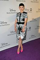 Ginnifer Goodwin at the Disney Media Networks International Upfronts at Walt Disney Studios on May 20, 2012 in Burbank, California. ©mpi35/MediaPunch Inc.