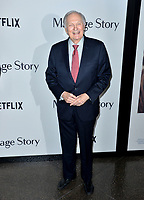 """LOS ANGELES, USA. November 06, 2019: Alan Alda at the premiere for """"Marriage Story"""" at the DGA Theatre.<br /> Picture: Paul Smith/Featureflash"""