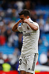 Real Madrid CF's Sergio Reguilon during La Liga match. April 06, 2019. (ALTERPHOTOS/Manu R.B.)