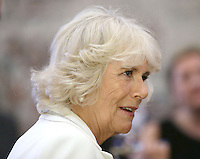 17 May 2016 - London, England - Camilla Duchess of Cornwall during a reception to celebrate the 25th anniversary of Emmaus UK - which supports former homeless people by giving them a home within one of its Emmaus Communities - at the French Ambassador's Residence in Kensington, London. Photo Credit: ALPR/AdMedia