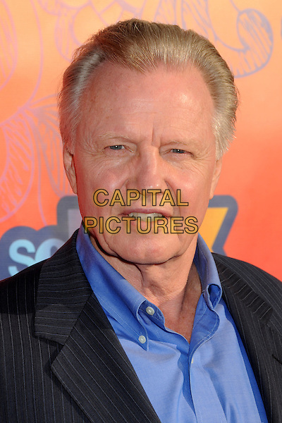 JON VOIGHT .FOX 2010 Summer TCA All-Star Party held at Pacific Park on the Santa Monica Pier, Santa Monica, California, USA..August 2nd, 2010.headshot portrait black blue.CAP/ADM/BP.©Byron Purvis/AdMedia/Capital Pictures.