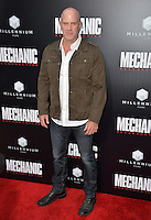 LOS ANGELES, CA. August 22, 2016: Actor Bruno Gunn at the Los Angeles premiere of &quot;Mechanic: Resurrection&quot; at the Arclight Theatre, Hollywood.<br /> Picture: Paul Smith / Featureflash