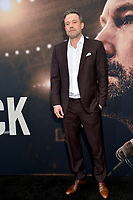 """LOS ANGELES, CA: 01, 2020: Ben Affleck at the world premiere of """"The Way Back"""" at the Regal LA Live.<br /> Picture: Paul Smith/Featureflash"""