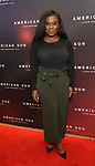 Uzo Aduba attends the Broadway Opening Night of 'AMERICAN SON' at the Booth Theatre on November 4, 2018 in New York City.