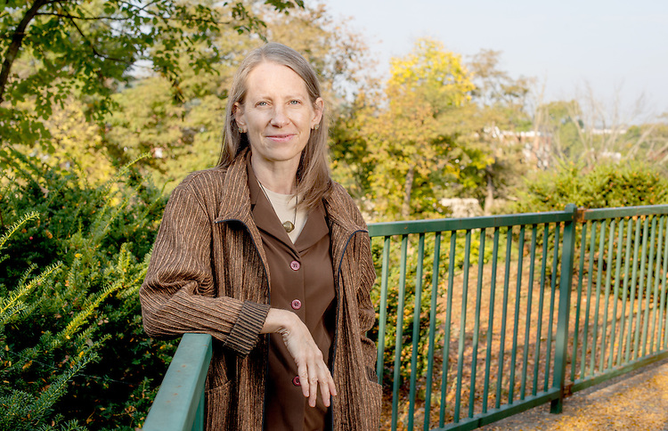 Diane Ciekway Anthropology People Faculty Portrait