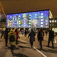 Lumiere London: festival delle installazioni luminose nei luoghi più suggestivi di Londra<br /> <br /> Lumiere London: the lights festival across the iconic locations of London