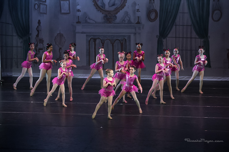 """Saturday Matinee Performance """"Cinderella"""", the 2014 Annual Recital by the Cary Ballet Conservatory."""