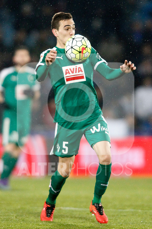 Sociedad Deportiva Eibar's Gonzalo Escalante during La Liga match. March 18,2016. (ALTERPHOTOS/Acero)