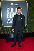 Nominated for BEST PERFORMANCE BY AN ACTOR IN A LIMITED SERIES OR A MOTION PICTURE MADE FOR TELEVISION for his role in &quot;Fargo,&quot; actor Ewan McGregor attends the 75th Annual Golden Globes Awards at the Beverly Hilton in Beverly Hills, CA on Sunday, January 7, 2018.<br /> *Editorial Use Only*<br /> CAP/PLF/HFPA<br /> &copy;HFPA/Capital Pictures