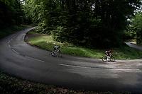 descending<br /> <br /> Stage 7: Saint-Genix-les-Villages to Pipay  (133km)<br /> 71st Critérium du Dauphiné 2019 (2.UWT)<br /> <br /> ©kramon