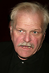 Brian Dennehy Attending the Opening Night performance of FROZEN at the Circle in the Square Theatre in New York City.<br />May 4, 2004