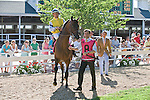 3-7-10: Chinchon (IRE), Garrett Gomez up, wins the Grade I 2010 Betfair TVG United Nations Stakes.
