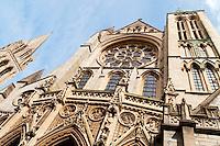 Truro Cathedral skyward
