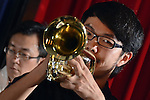 Boplicity, Tainan -- Guest trumpeter performing with Smalls Jazz Combo.