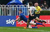 2018 Guinness Pro14 Rugby Leinster v Zebre Apr 7th