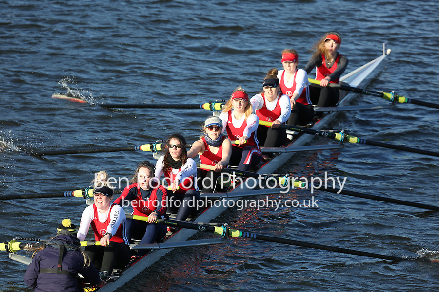 Crew: 27   Agecroft Rowing Club   Age-2   W.8+ Band 1<br /> <br /> Head of the Trent 2018<br /> Division 3<br /> <br /> To purchase this photo, or to see pricing information for Prints and Downloads, click the blue 'Add to Cart' button at the top-right of the page.