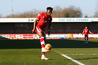 Matty Willock of Crawley Town during Crawley Town vs Macclesfield Town, Sky Bet EFL League 2 Football at Broadfield Stadium on 23rd February 2019