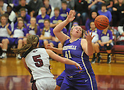 Huntsville vs Berryville girls basketball