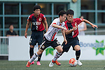 Kashima Antlers vs FC Seoul during the Main of the HKFC Citi Soccer Sevens on 21 May 2016 in the Hong Kong Footbal Club, Hong Kong, China. Photo by Lim Weixiang / Power Sport Images