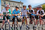When Timmy Met Sam: Taking part in the When Timmy Met Sam 56K Leisure Cycle hosted by Feale Rangers GAA in association with Listowel Cycling Club on Saturday last were Jamie McVeigh, Rafal Rodriquez, Mikey Kennelly, Vincent McVeigh & Joe Keane.