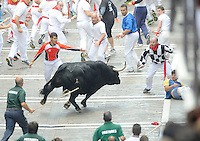 6th Running of the bulls