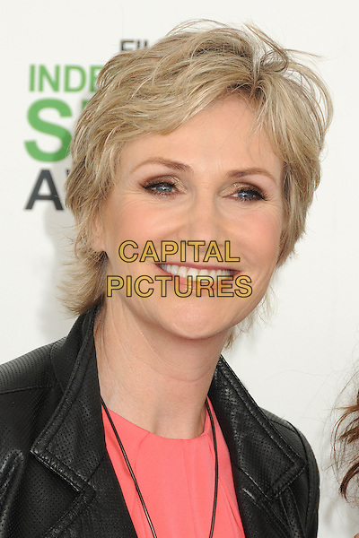 1 March 2014 - Santa Monica, California - Jane Lynch. 2014 Film Independent Spirit Awards - Arrivals held at Santa Monica Beach. <br /> CAP/ADM/BP<br /> &copy;Byron Purvis/AdMedia/Capital Pictures